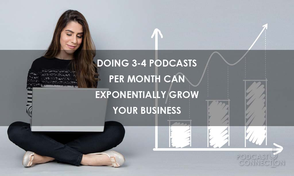 podcast interviews grow your business